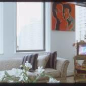 Keith Haring Laguardia Apartment - Credit Nancy Elizabeth Hill