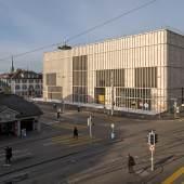 Kunsthaus Zürich: Erweiterungsbau von David Chipperfield