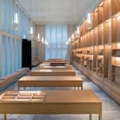 Kunsthaus Zürich, Chipperfield-Bau: Shop
