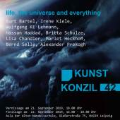 KUNSTKONZIL #42 - life, the universe and everything