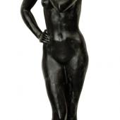 Bronze Klimsch, Fritz  In Wind und Sonne, Schätzpreis EUR 30.000,-