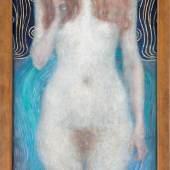Nuda Veritas Gustav Klimt (1862–1918) 1899 Öl auf Leinwand Theatermuseum, Nachlass Hermann Bahr © KHM-Museumsverband