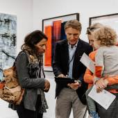 Positions Munich Art Fair 2019 copyright: Clara Wenzel-Theiler