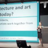 Gastvortrag / Public speaking   Is Architecture and Art Compatible Today? FLASH TALKS / Prague Quadrennial  Mehr/more >>>  Lektor/Speaker: Irina Ilieva Ort/Venue: Prague Exhibition Grounds, Krizik E 13. Juni 2019