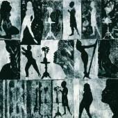 Andrew Molles (1907-1975) Figurationen Öl auf Leinwand, 1966, 90 x 90 cm, WV 5329 (Galerie Kopriva)