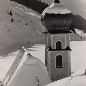 """Stefan Kruckenhauser Stuben, Vorarlberg 1950er-Jahre aus """"Verborgene Schönheit"""" © Fotosammlung WestLicht"""