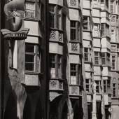 """Stefan Kruckenhauser Innsbruck, Tirol 1950er-Jahre aus """"Verborgene Schönheit"""" © Fotosammlung WestLicht"""