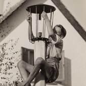 """Stefan Kruckenhauser 1950/51 aus """"Ein Dorf wird"""" © Fotosammlung WestLicht"""