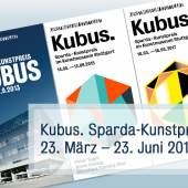 Kubus. Sparda-Kunstpreis 2019