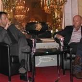 Künstlergespräch mit Walton Ford am 16. Juni 2010