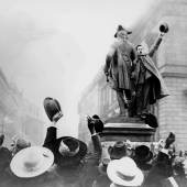 Kundgebung der Regierung Ebert und Scheidemann auf dem Wilhelmplatz Berlin 6. Januar 1919 Foto Ullstein Bild