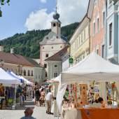 Kunsthandwerksmarkt in Gmünd  © Künstlerstadt Gmünd