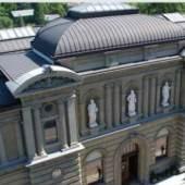 Aussenansicht Kunstmuseum Bern