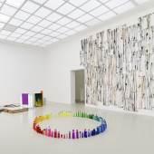 88. Herbstausstellung des Kunstvereins Hannover  Installationsansicht im Kunstvereins Hannover, 2018 Foto: Raimund Zakowski