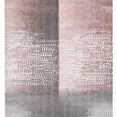 Toulou Hassani »o.T.«, 2015  Feinminenstift, Ol, Leinwand 61 x 43 cm