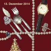 Lopodunum Schmuck- Uhrenauktion 13. Dezember 2014