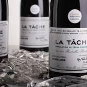 La Tache 2006 detail