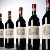 LAFITE 1986 A total of 52 bottles Estimate £10,000-£14,000 per 12 bottles (10-12)