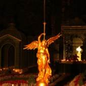 König-Ludwig-Nacht in Linderhof zu Ehren des Märchenkönigs