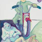 Maria Lassnig, Großes Familienbild, 2003. © Maria Lassnig Stiftung