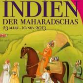 Plakat: Das Indien der Maharadschas (c) Florian Gröschl