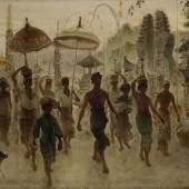 Lee Man Fong_Balinese Procession