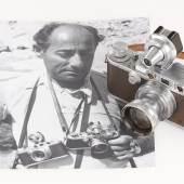 Leica IIIa Alfred Eisenstaedt (Schätzpreis 20.000 – 25.000 Euro). Ergebnis: 114.000 Euro © WestLicht Auction