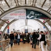 Impressionen Leipziger Antiquariatsmesse 2013 (c) abooks.de e.K