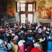 Thomas Struth  Stanze di Raffaello 2, Rom 1990 Lot 180 D  Estimate: 80.000 € - 100.000 €