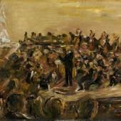 Max Liebermann  Konzert in der Oper Um 1923 Lot 181 Dα  Schätzpreis: 80.000 € - 120.000 €