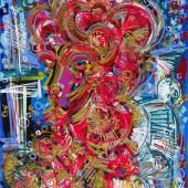 Alex Katz, Ada, Skulptur 2018 (c) Galerie Geuer & Geuer