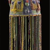 Gr. Königskrone / large king's crown, Yoruba, Nigeria
