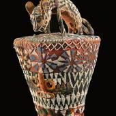 Kopfaufsatz / headdress, Bamum / Bamileke, Kamerun 1