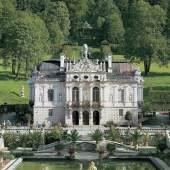 Bildtitel: Schloss Linderhof © Bayerische Schlösserverwaltung