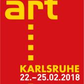 Logo: art KARLSRUHE 2018