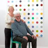 Lorna and Frank Dunphy, 2018