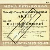 Bekannt aus Babylon Berlin: Moka Efti-Dorag Betriebs-Aktiengesellschaft