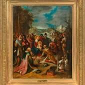 Frans Francken d. J. (1581 Antwerpen - 1642 ebenda) Die Anbetung der Hl. Drei Könige, Mindestpreis:15.000 EUR