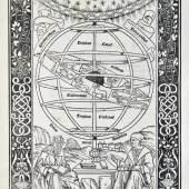 Astronomie.- Regiomontanus (d.i. Johannes Müller aus Königsberg in Franken; 1436 - 1476). Epytoma in almagestum Ptolemaei. Venedig, Johann Hamann von Landau, 31. August 1496. 107 nn. Blätter...  Schätzpreis:40.000 EUR