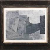 Serge Poliakoff (1906 Moskau - 1969 Paris) Komposition, Mindestpreis:75.000 EUR