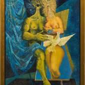 Helmut Leherb * Ma vie phantastique (Das Manifest der inneren Unruhe), 1963, Schätzpreis:40.000 - 80.000 EUR