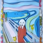 "Rizzi, James (1950 New York - 2011 New York) ""Scream"", Aufrufpreis:3.000 EUR"