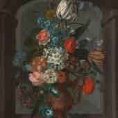 Hardimé, Pieter (1677 Antwerpen - 1748 Den Haag, Blumen und Stilleben, Mindestpreis:3.800 EUR