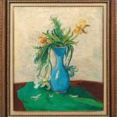 Hermann Max Pechstein (1881 Zwickau - 1955 Berlin) Verwelkende Tulpen, Mindestpreis:45.000 EUR