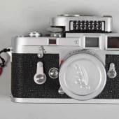 LEICA FOTOAPPARAT Typ M3, Nr.853570, BJ 1956, Objektiv Summarit, 1:1,5/50, O.Nr. 1430758, 1956  Mindestpreis:700 EUR