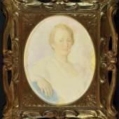 Cassatt, Mary, zugeschr., 1844 Pittsburgh - 1926 Mesnil-Theribes Pastell, auf Bütten, 63,5 x 49 cm Mindestpreis:35.000 EUR