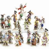 Los 2438 (14173535)  Sammlung: Komplette Affenkapelle, Mindestpreis:15.000 EUR
