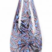 Ercole Barvoier Vase mit Sternmurinen, Mindestpreis:2.800 EUR