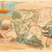 Dix, Otto 1891 Untermhaus - 1969 Singen. Mindestpreis:12.000 EUR