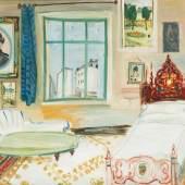 """Nadal, Carlos (Paris 1917–1998 Barcelona) """"Dormitorio del Tío Juan"""".  Schätzpreis:10.000 - 15.000 CHF"""